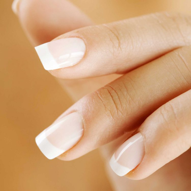 Spa Manicures & Pedicures